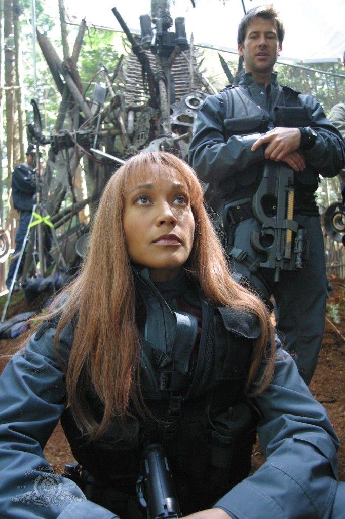 "Stargate Atlantis Season 1 Episode 6 - ""Childhood's End"""