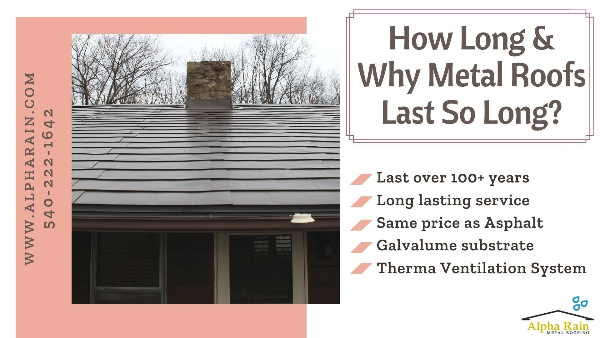 How Long And Why Metal Roofs Last So Long In 2020 Metal Roof Metal Roofing Systems Roof