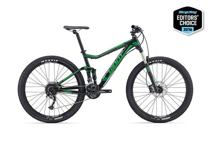 2016 Mountain Bike Editors Choice Winners Full Suspension Mountain Bike Best Mountain Bikes Diamondback Mountain Bike