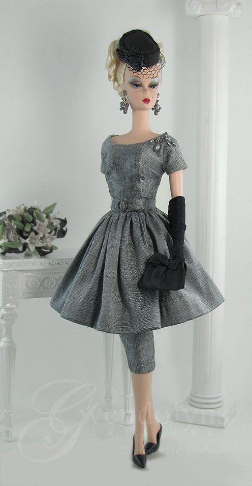 Barbie Silver Promenade