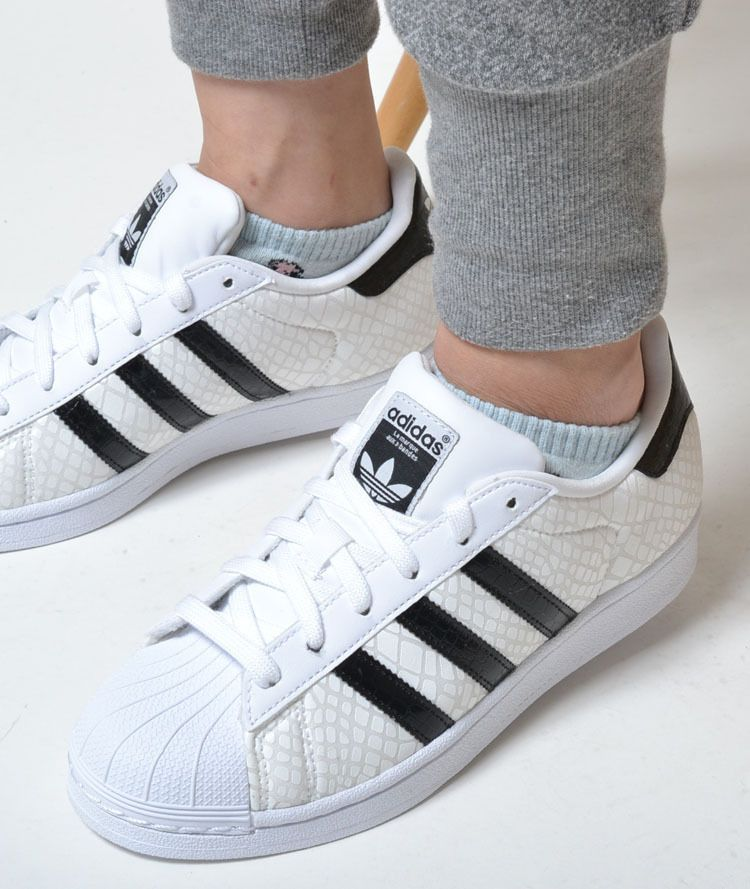 Superstar Classic Sneakers White | *Apparel & Accessories