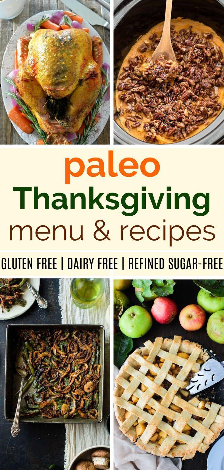 16 Paleo Thanksgiving Recipes