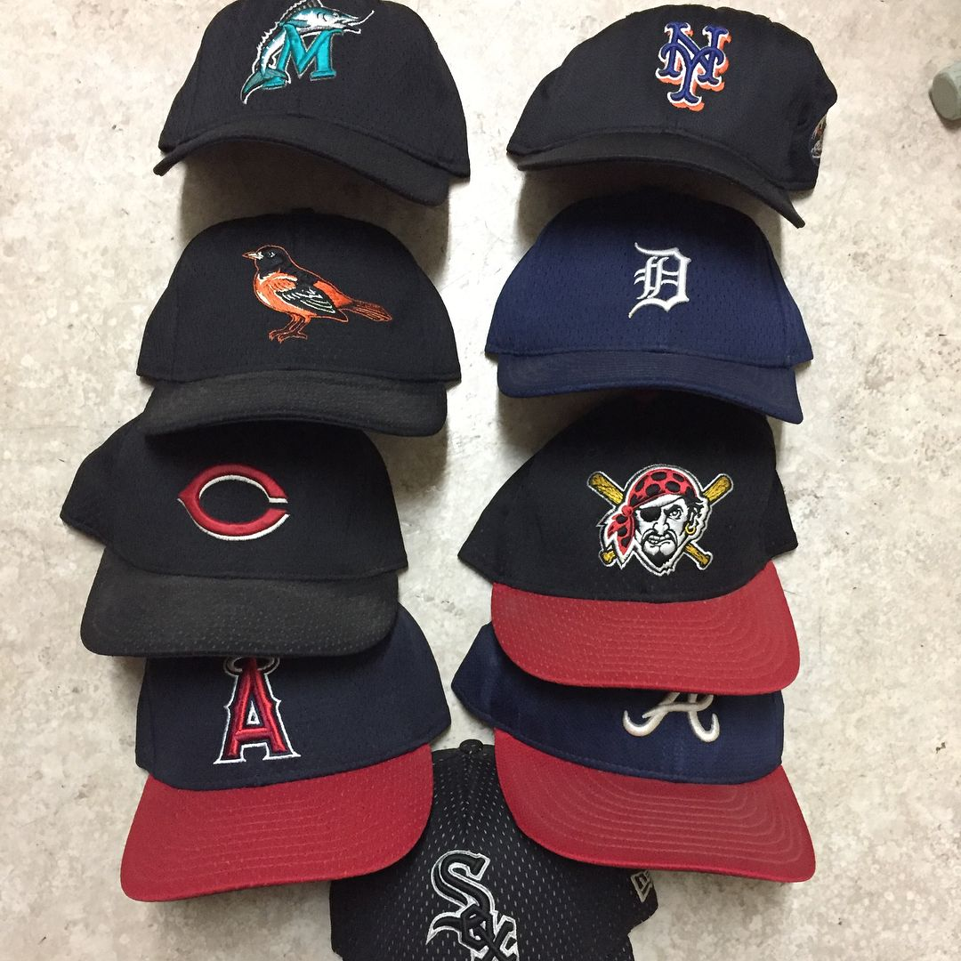 Yes I Do Have Some Of The Original Batting Practice Hats From Late 90s Early 00s And You Get Word That Lids Lidz New Era Cap Squeeze Pouch Baltimore Orioles
