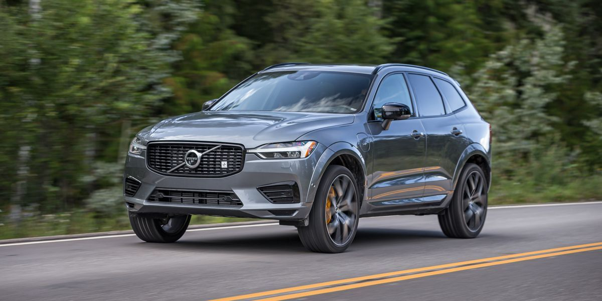 2020 Volvo Xc60 T8 Polestar The Hybrid Is The Quick One Volvo Xc60 Volvo Volvo Cars