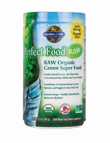 Perfect Food RAW Organic Green Superfood powder - Google Search