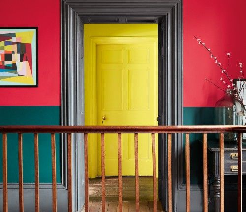 Mid Azure Green Paint | Dark Green Paint | Little Greene | Colour ...