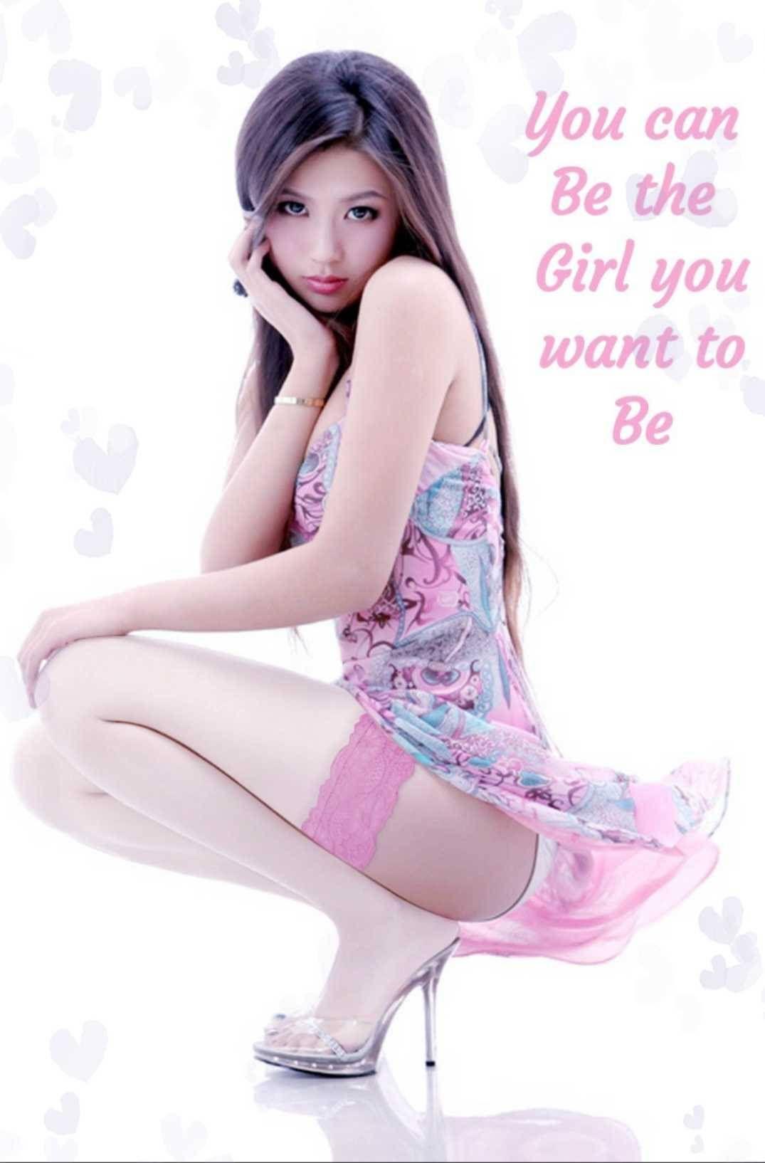Louiselonging Girly Captions Tg Captions Girly Girls Yes Please Submissive Transgender