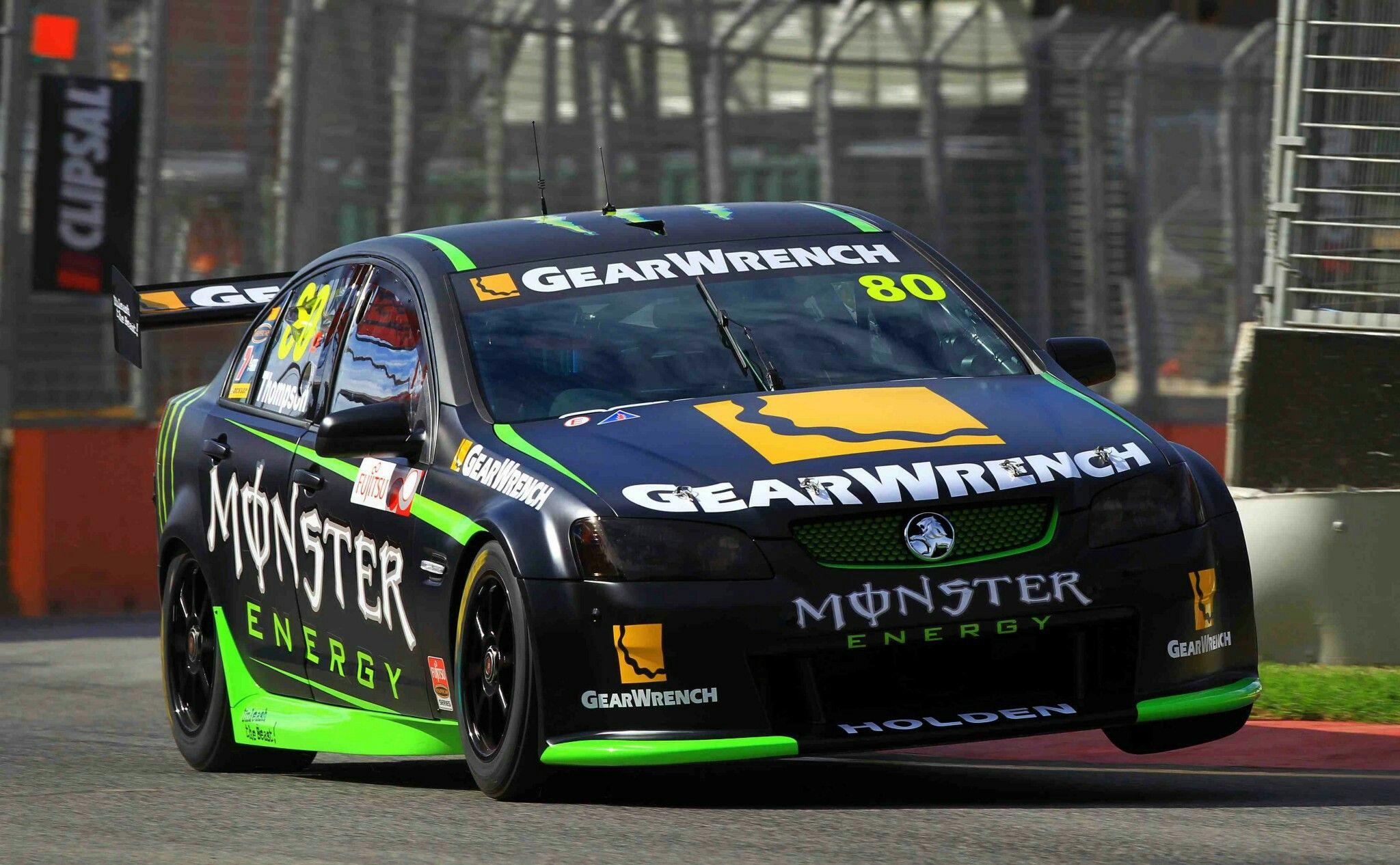 Australian V8 Supercars Holden