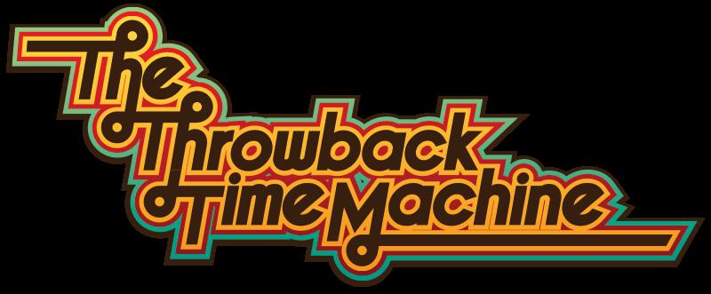 Throwback Time Machine Logo Machine Logo Sport Team Logos Logos
