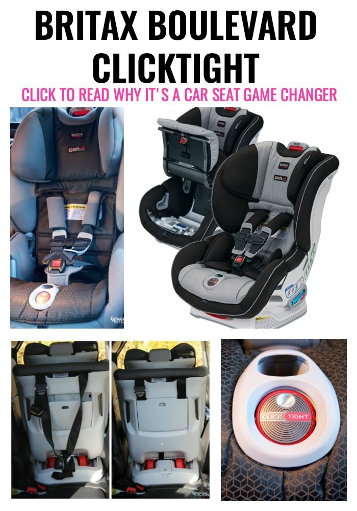 Britax Boulevard Click Awesome Baby Tips Car