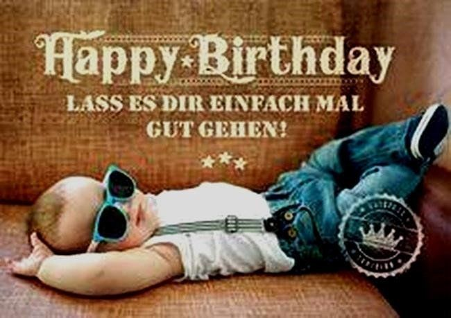 Glückwunsch Lustig Geburtstag