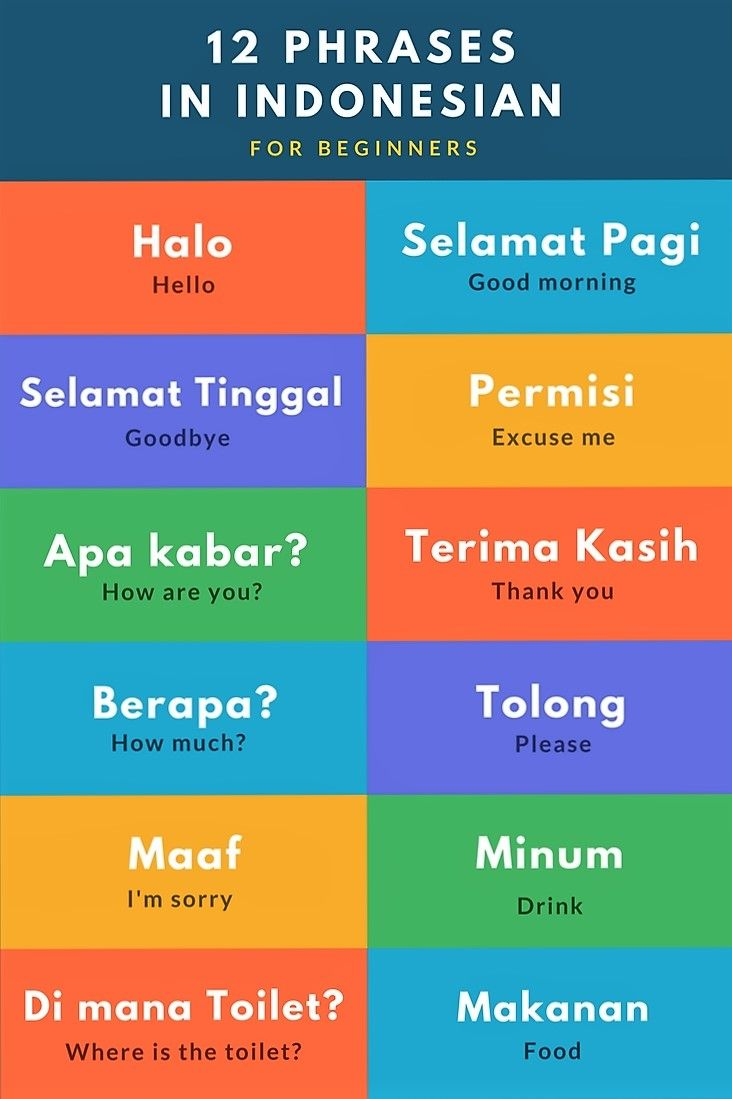 Get Ready To Go To Bali Learn These 12 Easy Phrases In Bahasa