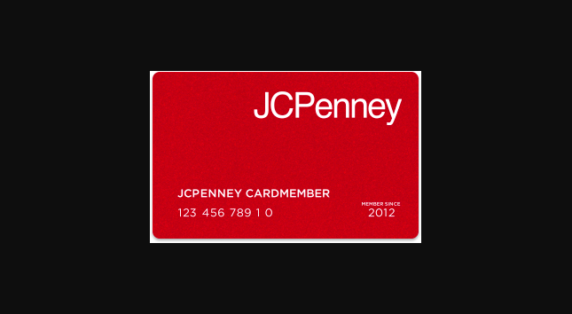 Jcpenny Bank Credit Cards Credit Card First Mastercard Credit Card