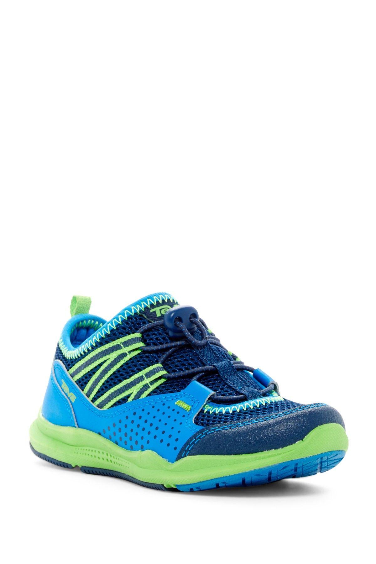 Scamper Mesh Sneaker (Little Kid)