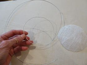 Rhonda's Creative Life: Building a Fascinator, Part 2 #preguntassevilla