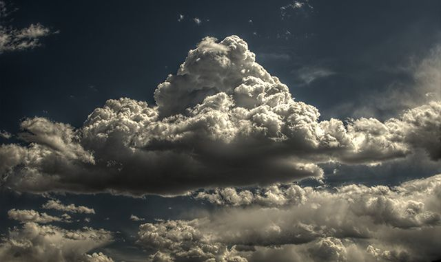 nimbus clouds clouds clouds meteorology weather