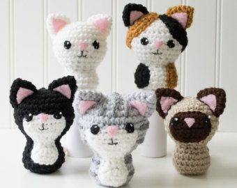 Amigurumi Cat Doll : Amigurumi pattern crochet cat amigurumi cat doll amigurumi cat