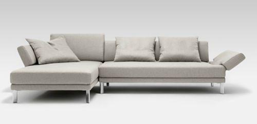 Contemporary Modular Sofa Sento By Birgit Hoffmann Thomas Kuhl Rolf Benz Modular Sofa Sofa Sectional Couch