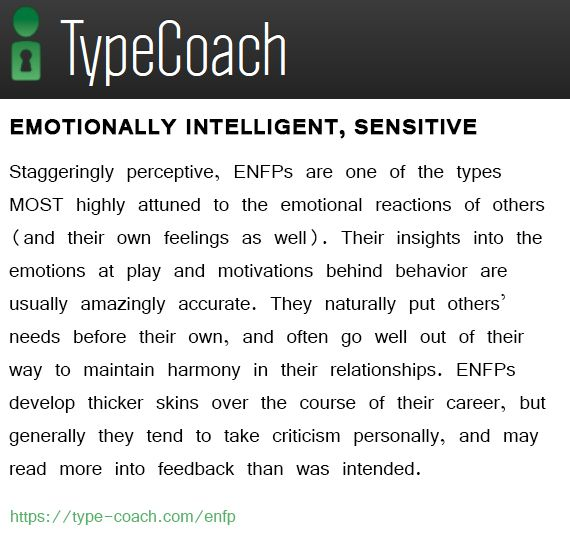 Pin on ENFP