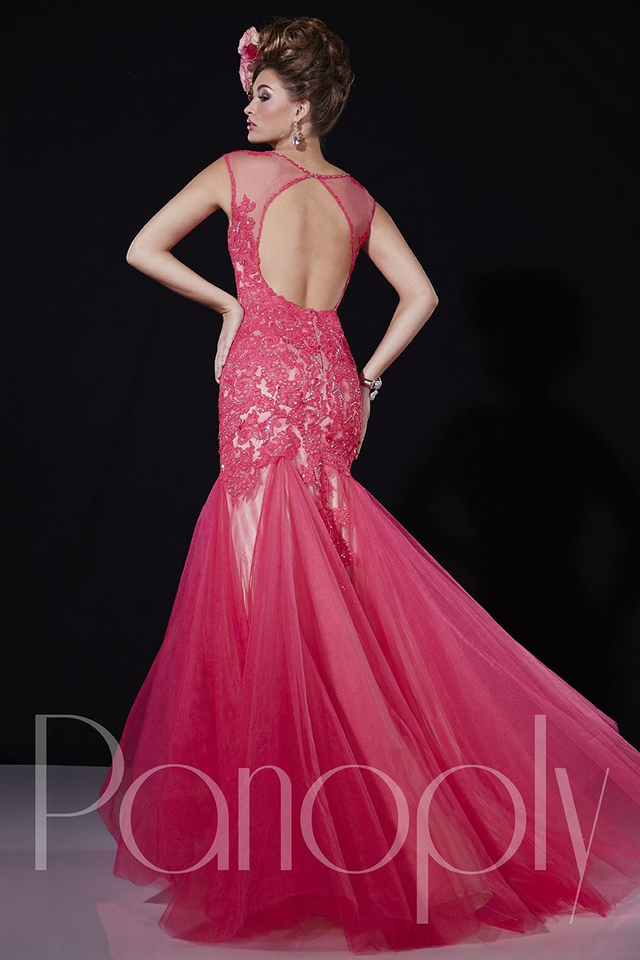 Panoply Style 14709: A compilation of all you favorites, this gown ...