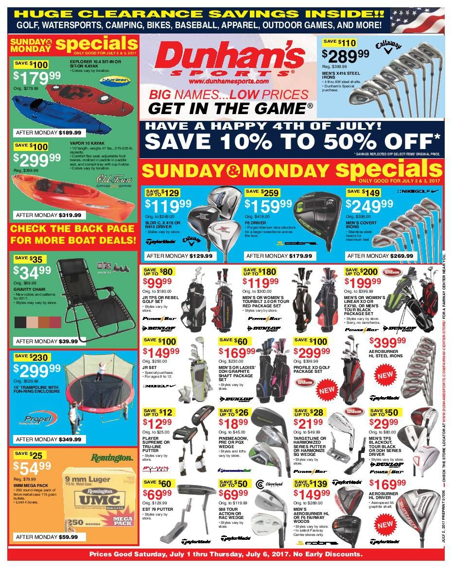 c4fd40bf7484f1 Dunham Sports Weekly Ad December 30 – January View Latest Flyer and Weekly  Circular ad for Dunham Sports. Here are Dunham Sports ad and coupons this  week
