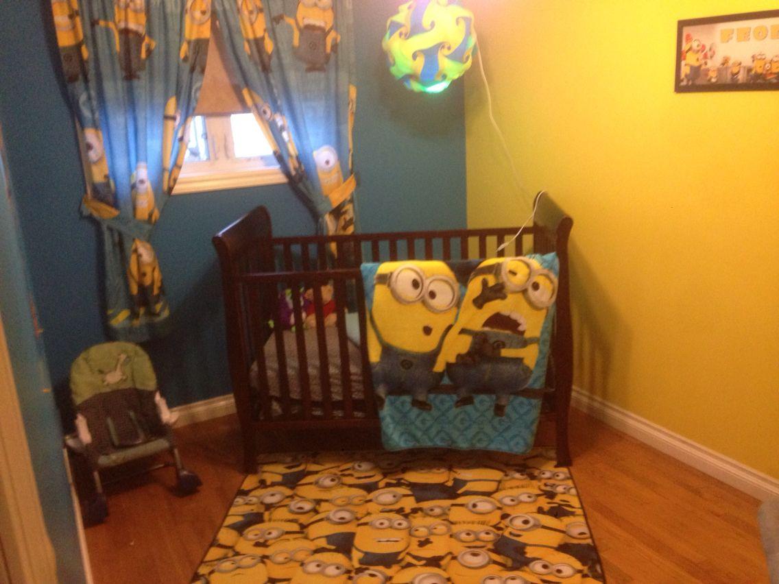 Minion Nursery Minion Room Minion Room Decor Minion Nursery