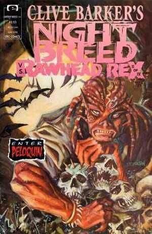 Clive Barker's Night Breed #14 - Rawhead Rex: Return of the King, Part 2 - All…