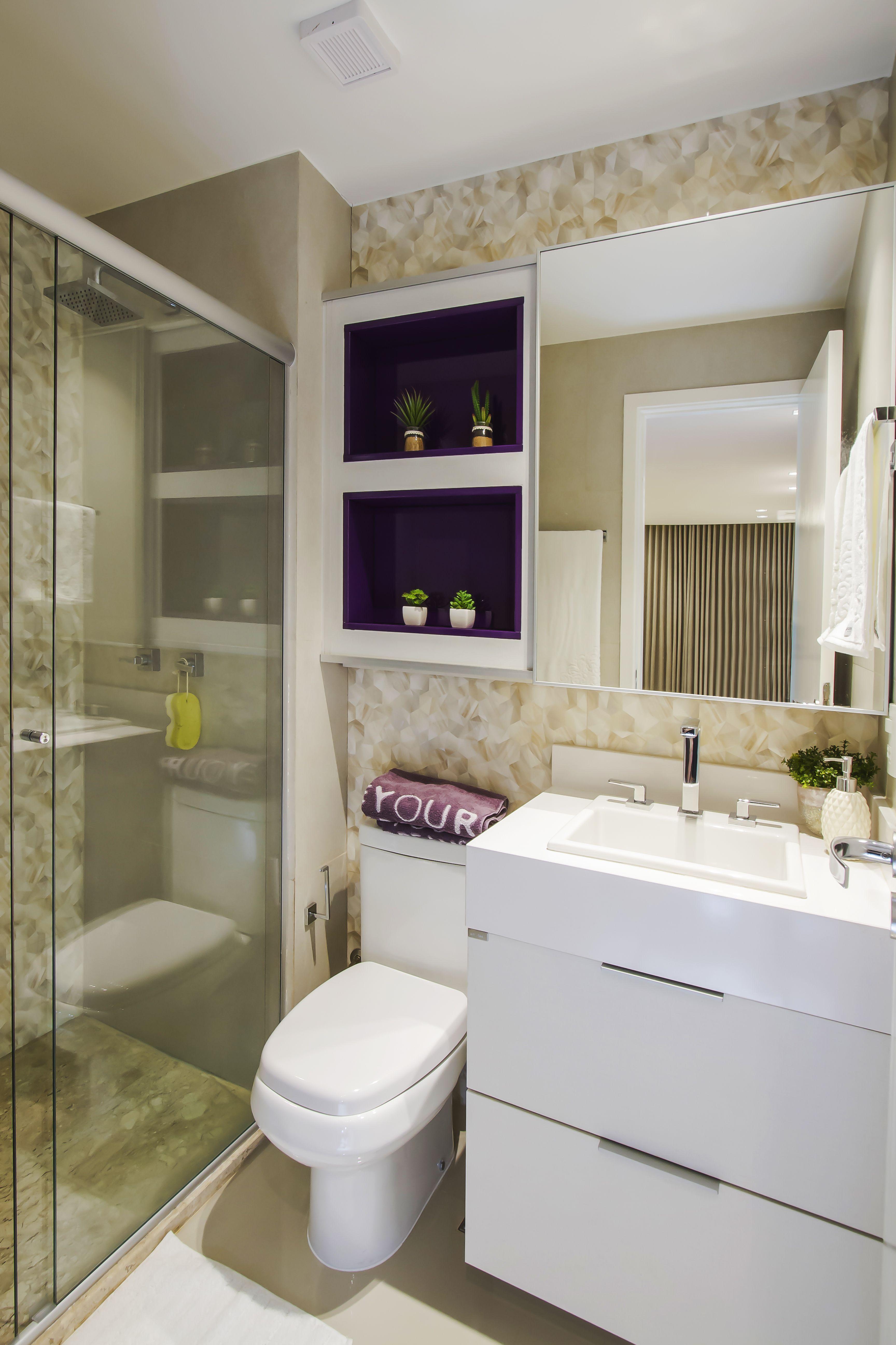 Banheiros planejados todeschini