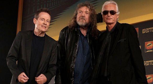 Jimmy Page: 'Robert Plant è troppo impegnato, non ci sarà una reunion dei Led Zeppelin'