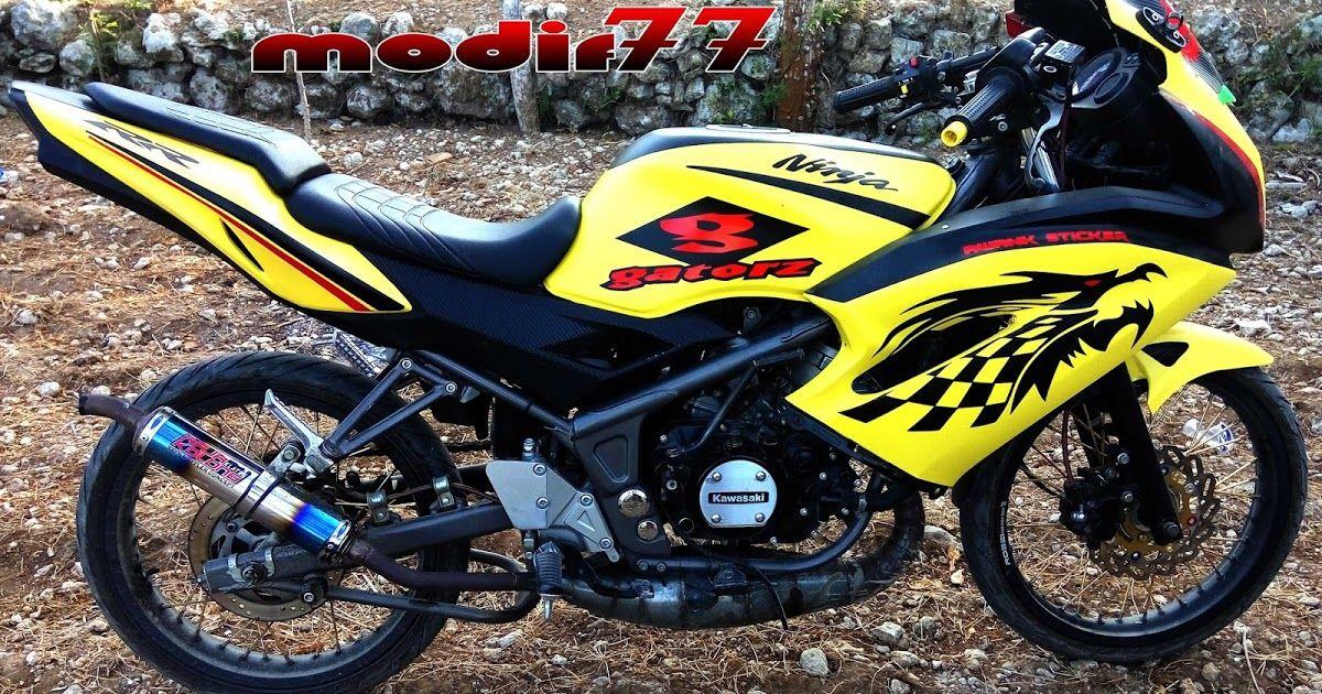 Download Kumpulan 63 Modifikasi Motor Ninja R 150 Warna Merah Terbaru Yang Paling Banyak Adalah Model Owner Motor Yang Senang Mena Motor Kawasaki Ninja Ninja