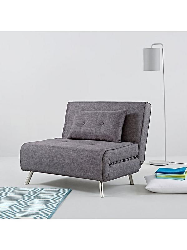 Fantastic Rafael Single Fabric Sofa Bed In 2019 Box Room Fabric Gmtry Best Dining Table And Chair Ideas Images Gmtryco