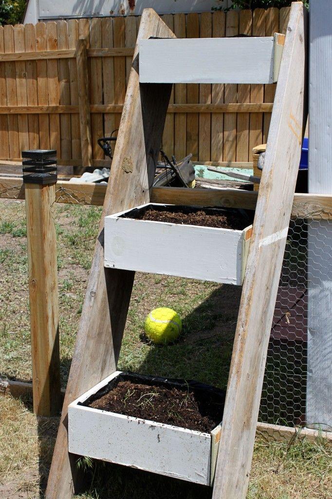 jardini res superpos es potager id es jardins potager et jardinage. Black Bedroom Furniture Sets. Home Design Ideas