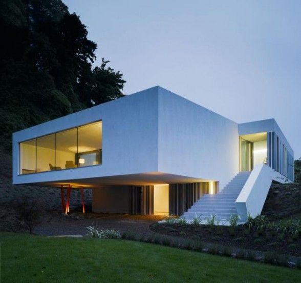 Pin de maribel olivera machorro en decora y construye for Casa minimalista pinterest