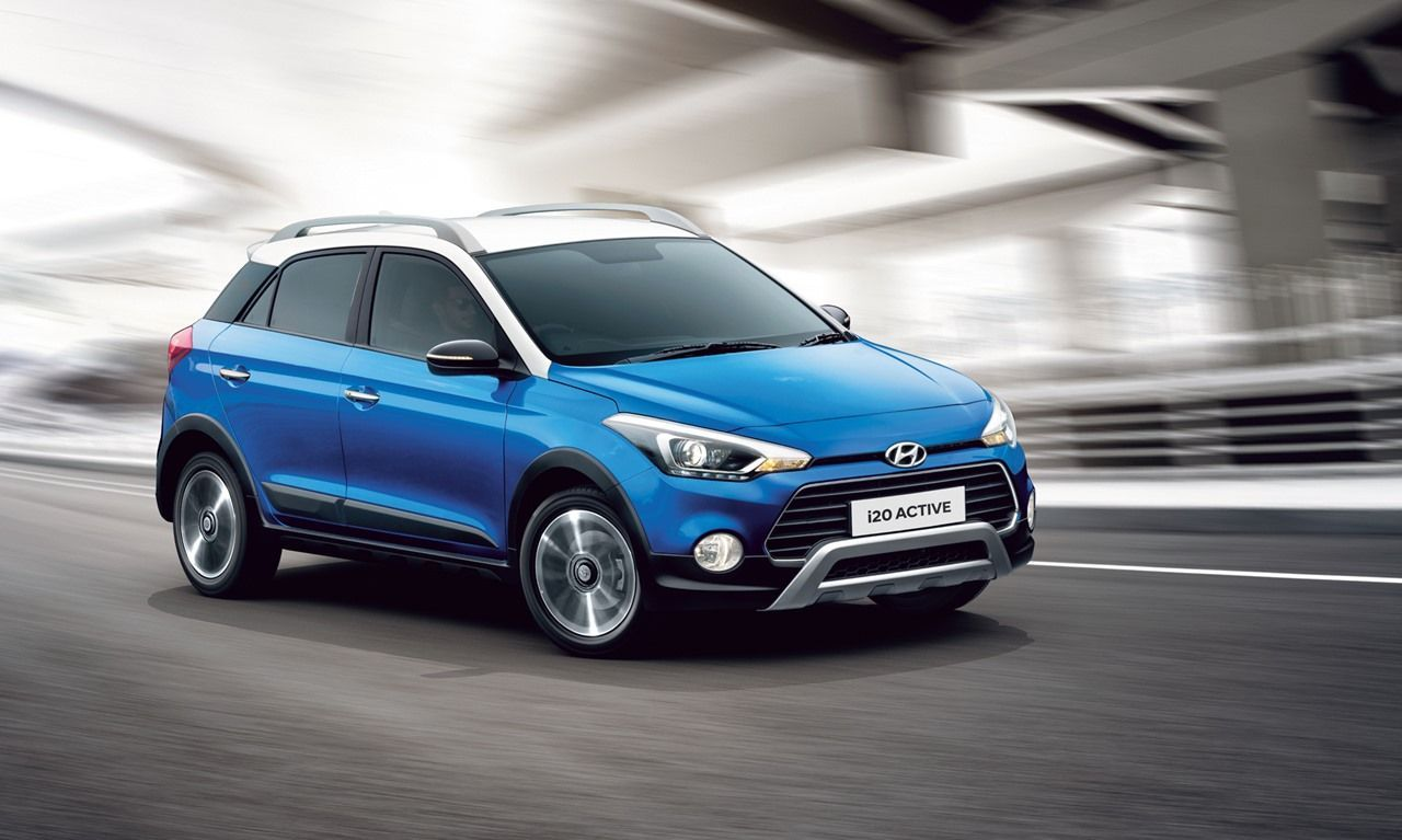 2018 Hyundai i20 Active launched in India; gets dual tone