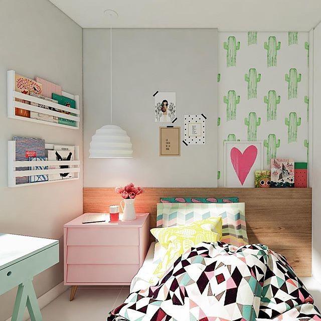 Bom dia! Projeto Manga Rosa Arquitetura #assimeugosto Quartinho