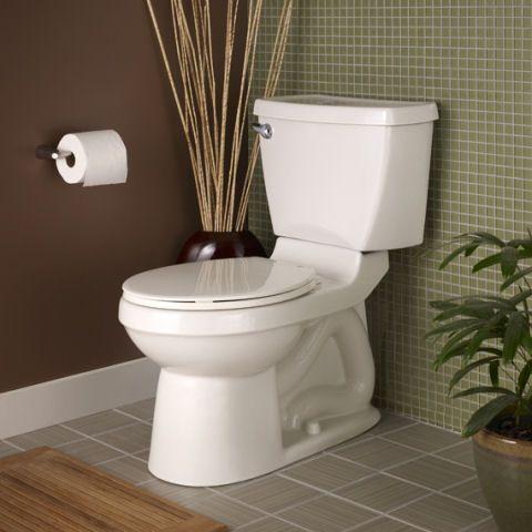 Champion 4 Round Front 1 6 Gpf Toilet Flush Toilet Clogged Toilet Toilet