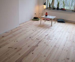 Massief Grenen Vloer : Grenen vloeren hebben een warme uitstraling de massieve grenen