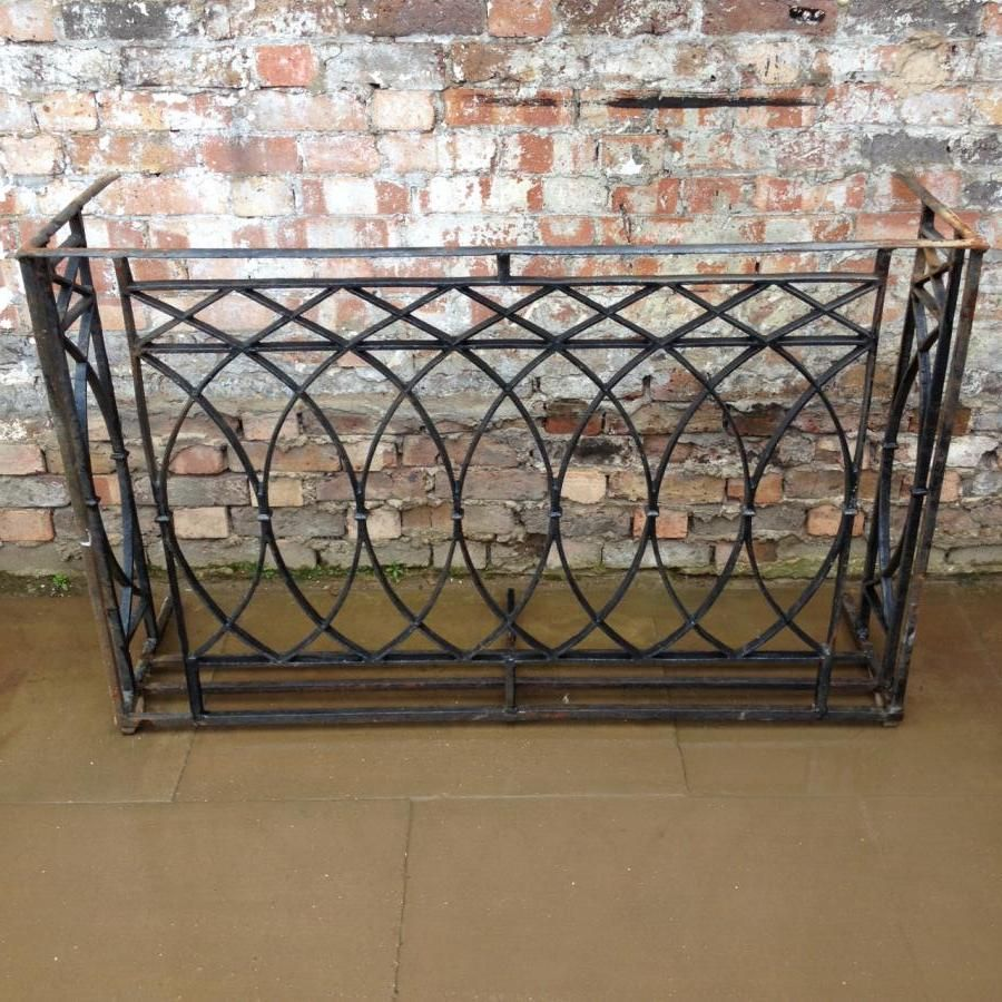 Best Antique Wrought Iron Juliet Balcony For Sale On Salvoweb 400 x 300
