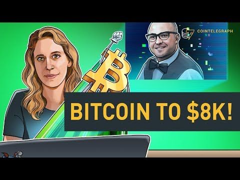 Bloomberg report on cryptocurrency