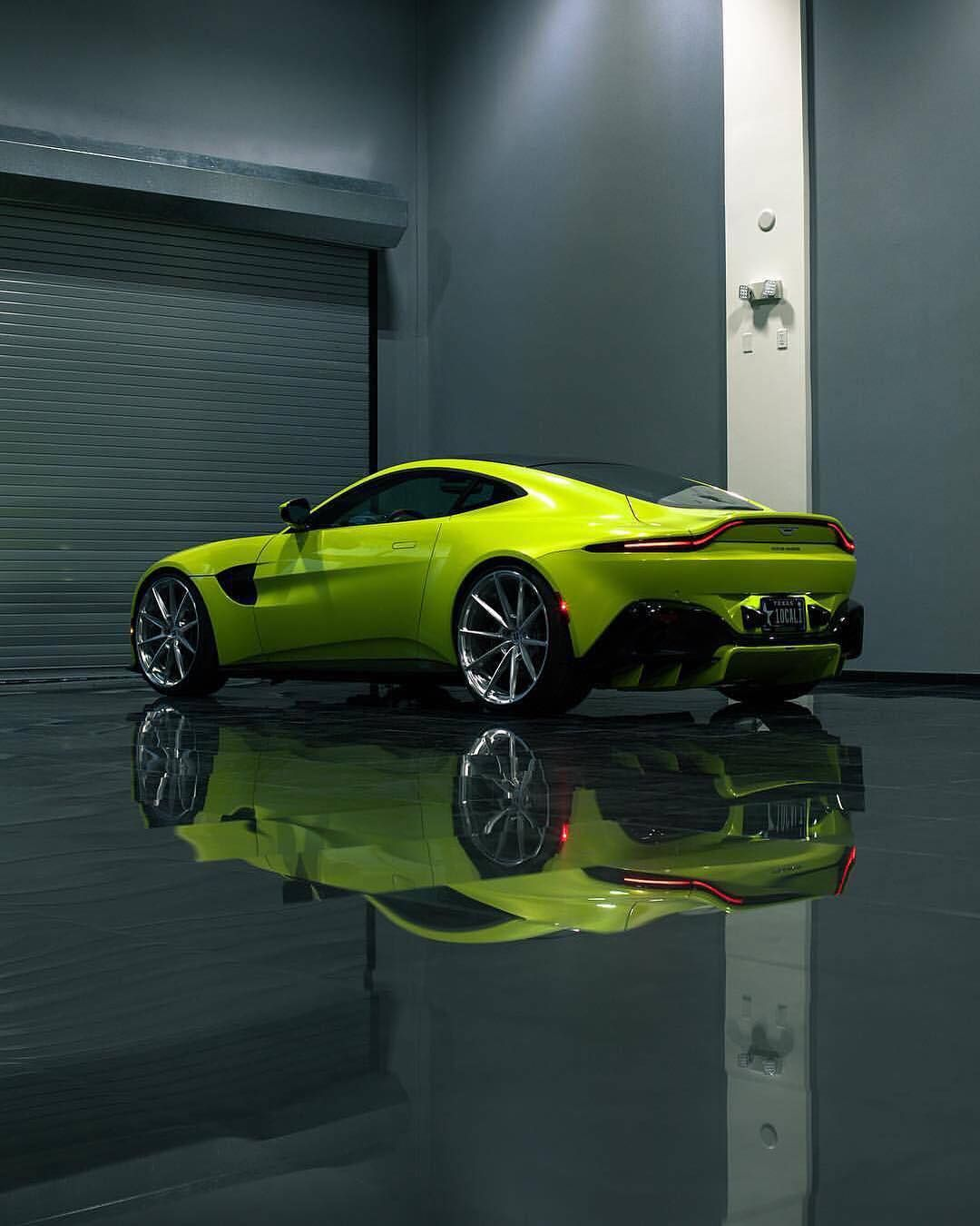 Welcome To The Car Game On Instagram 2019 Aston Martin Vantage