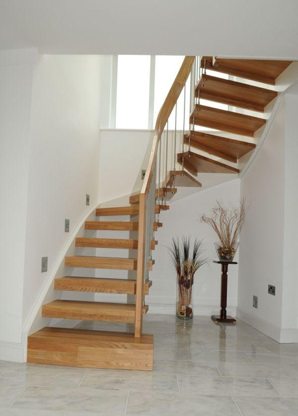 Gut Treppenhaus Gestalten Treppenhaus Holz
