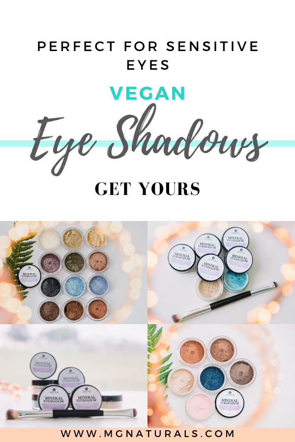 Eye Shadows Titanium Free Beauty products gifts