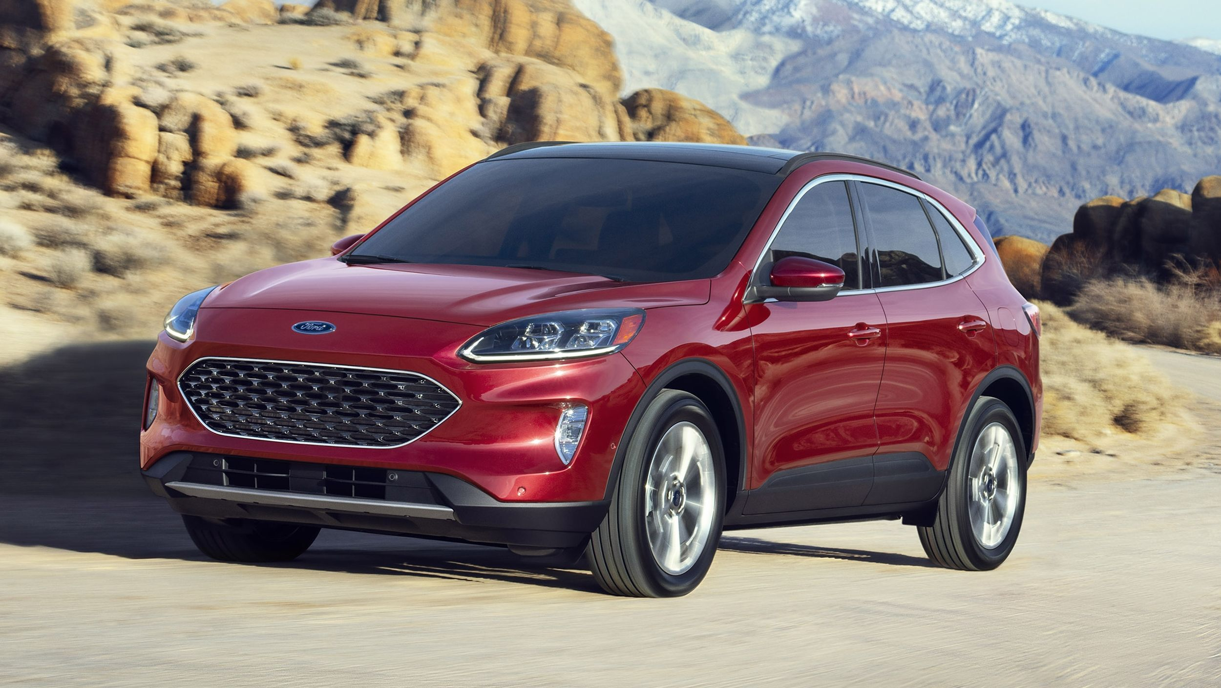The 2020 Ford Escape Is Smarter But It Looks Like A Focus Or