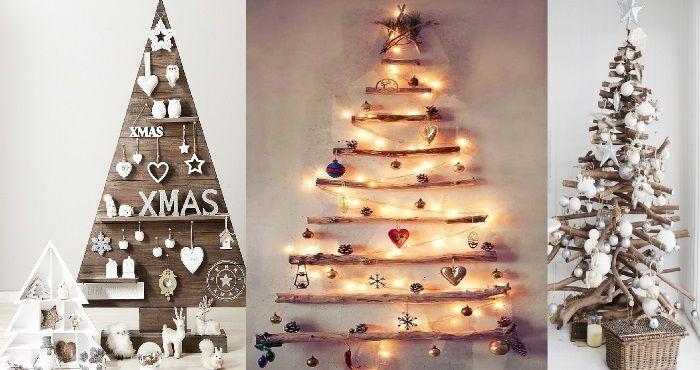 Alternative Christmas Tree Ideas :http://wwideas.com/2016/11/alternative-christmas-tree-ideas/