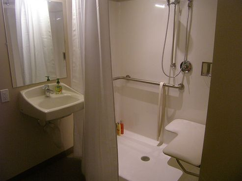 Handicap Shower Stall: Should You Choose a Custom Built or Pre-made ...