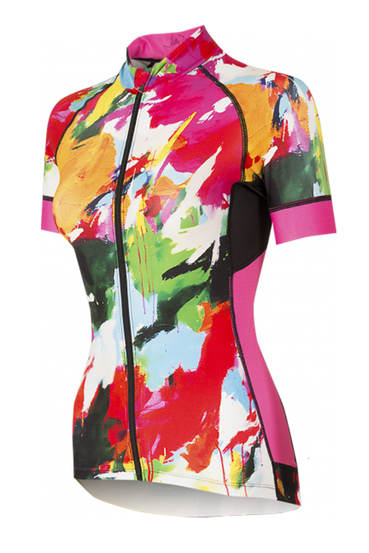 fe48478af KDS Divine Jersey from shebeest. The perfect women s cycling jersey or  fitness top.