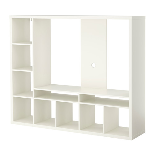 Büromöbel weiss ikea  LAPPLAND TV-Möbel, schwarzbraun | TV Möbel, Ikea und Rückwand