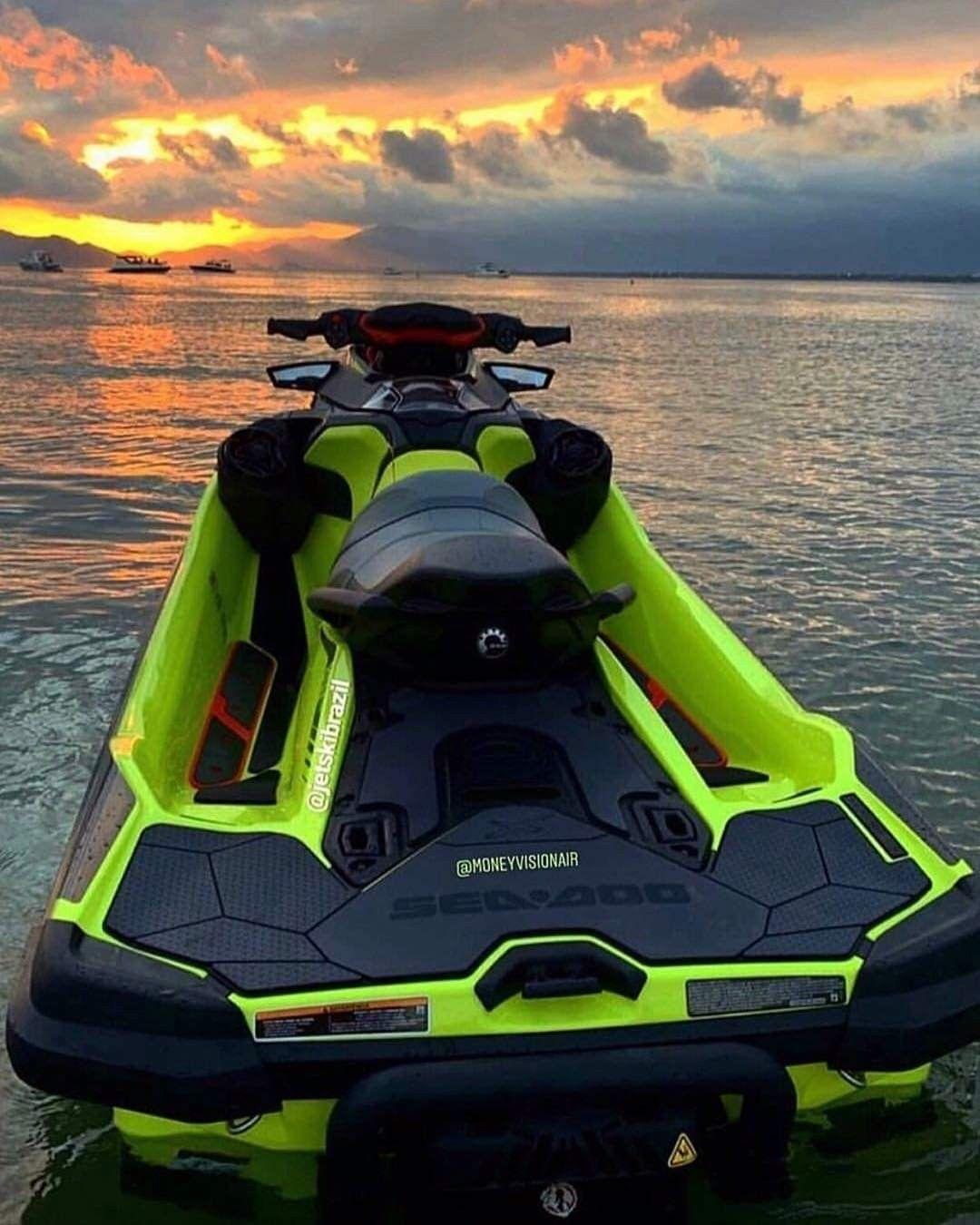 Sea Doo Jet Ski Jet Ski Fishing Ski Boats Jet Ski