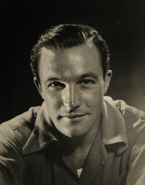 Gene Kelly - I know that he was a crazy workaholic, treated his female leads brutally with his perfectionism - but still... <3