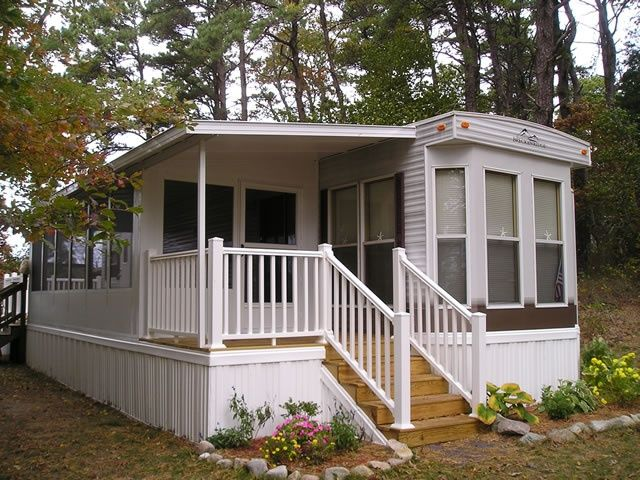 Adding Onto A Mobile Home Add On Rooms